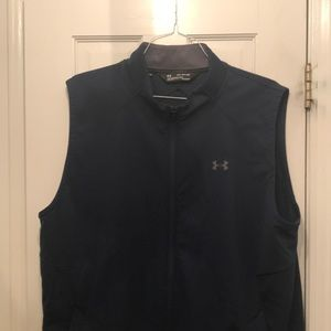 Under Armour UA Storm Vest Golf XXL Navy Blue